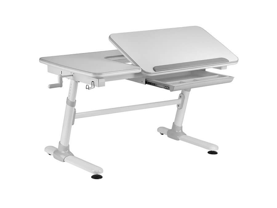 CLBU50215-Vipack-Comfortline-bureau-501-grijs