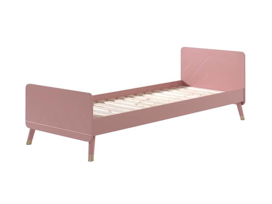 BIBE9013 vipack billy bed roze