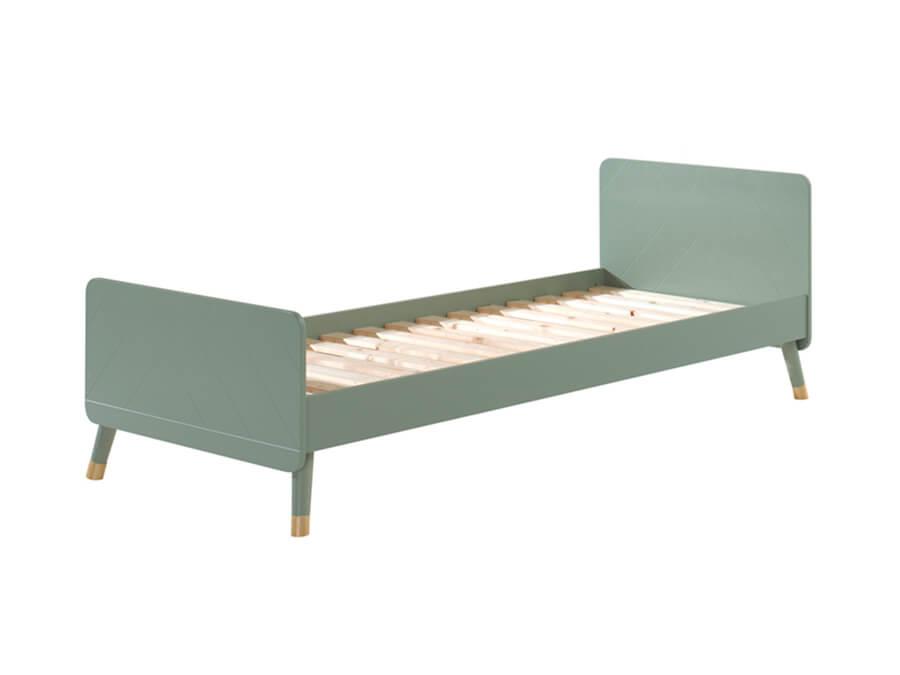 BIBE9016 vipack billy bed groen