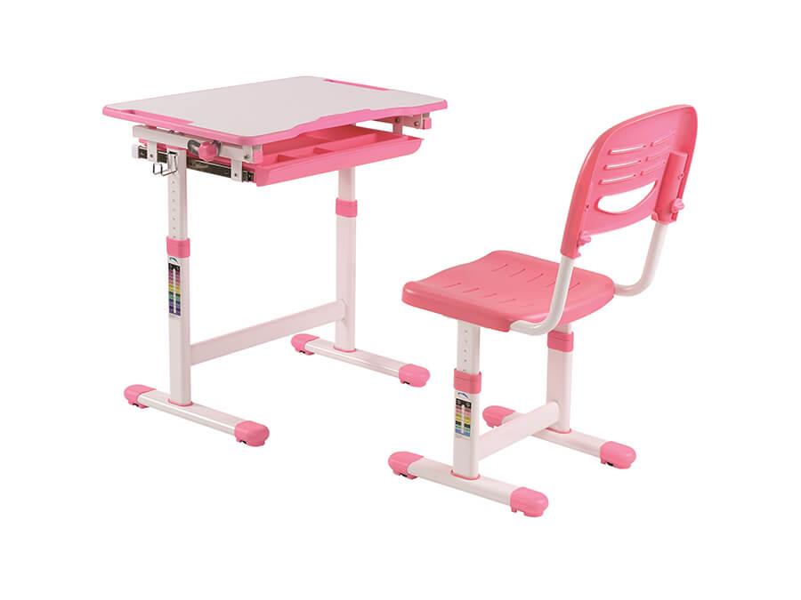 CLBU20113 Vipack Comfortline Bureau roze