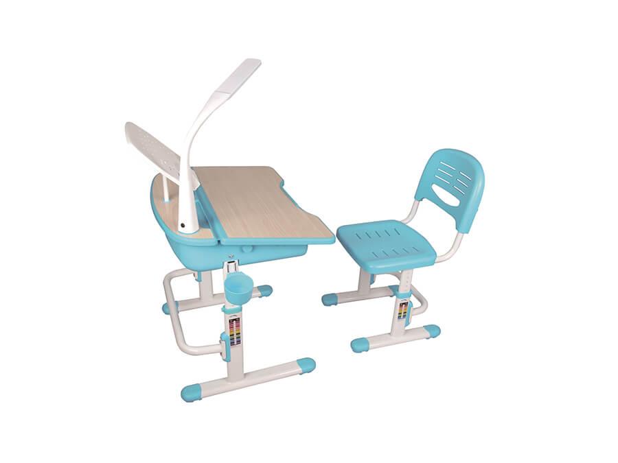 CLBU30107 Vipack Comfortline bureau 301 blauw