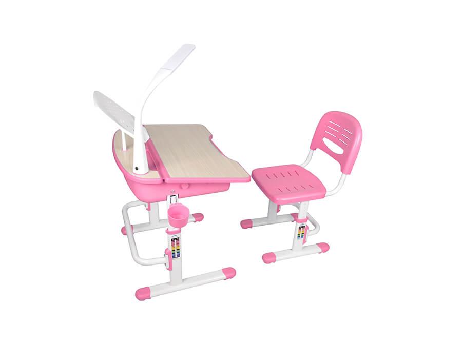 CLBU30113 Vipack Comfortline bureau 301 roze