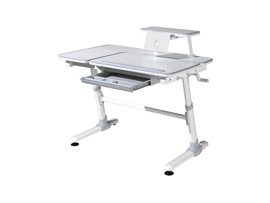 CLBU50215 Vipack Comfortline bureau 501 grijs2