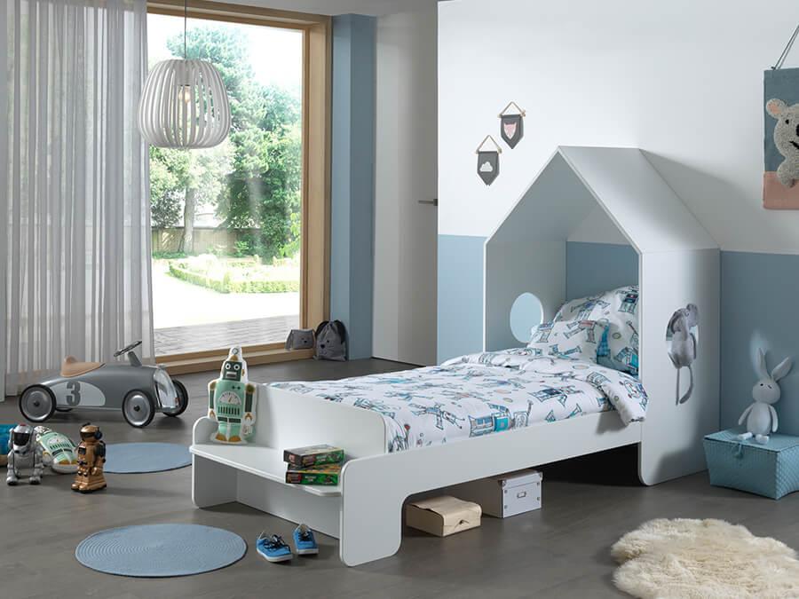 CSBE9014 Vipack Casami huisbed 90x200 1 1