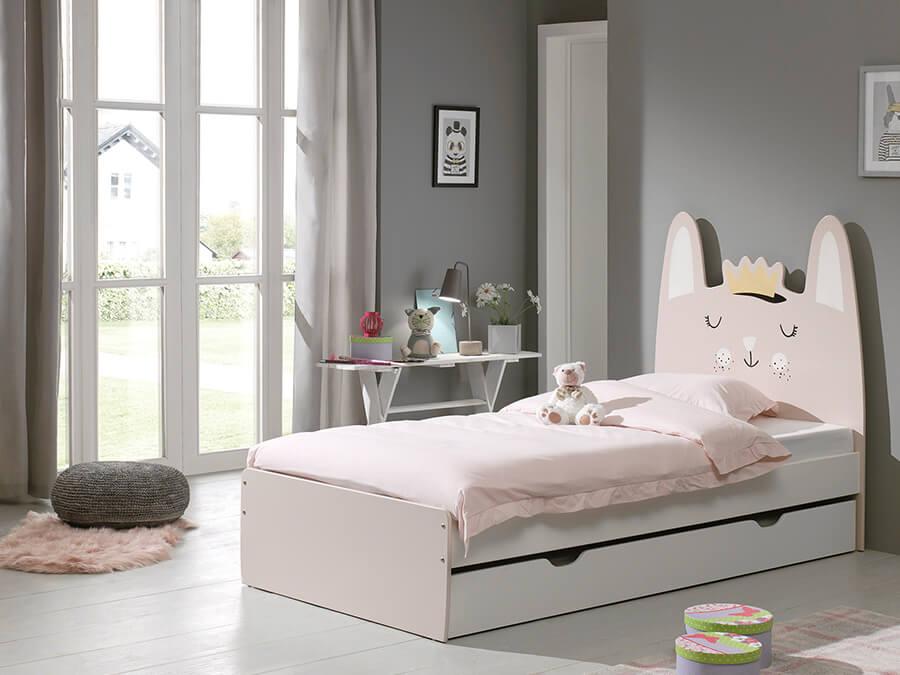 FB9004 Vipack Funbeds konijn bed2