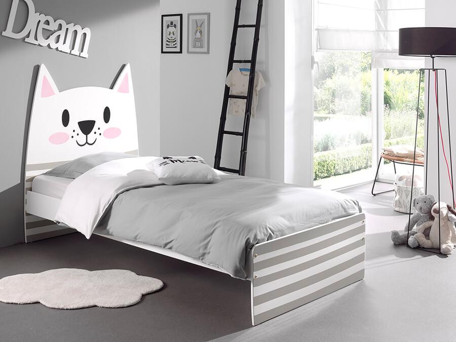 FB9005 Vipack Funbeds Katten bed1