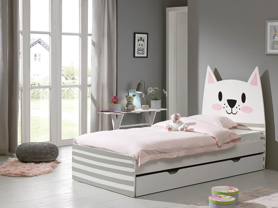 FB9005 Vipack Funbeds Katten bed2