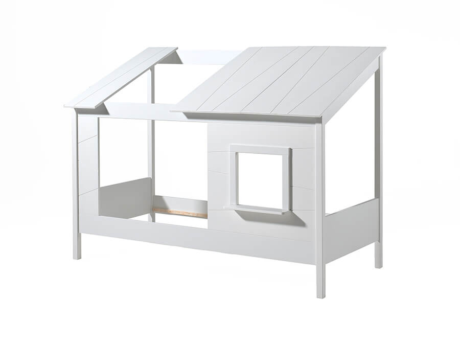 HB902614 Vipack Housebeds 26 wit dak