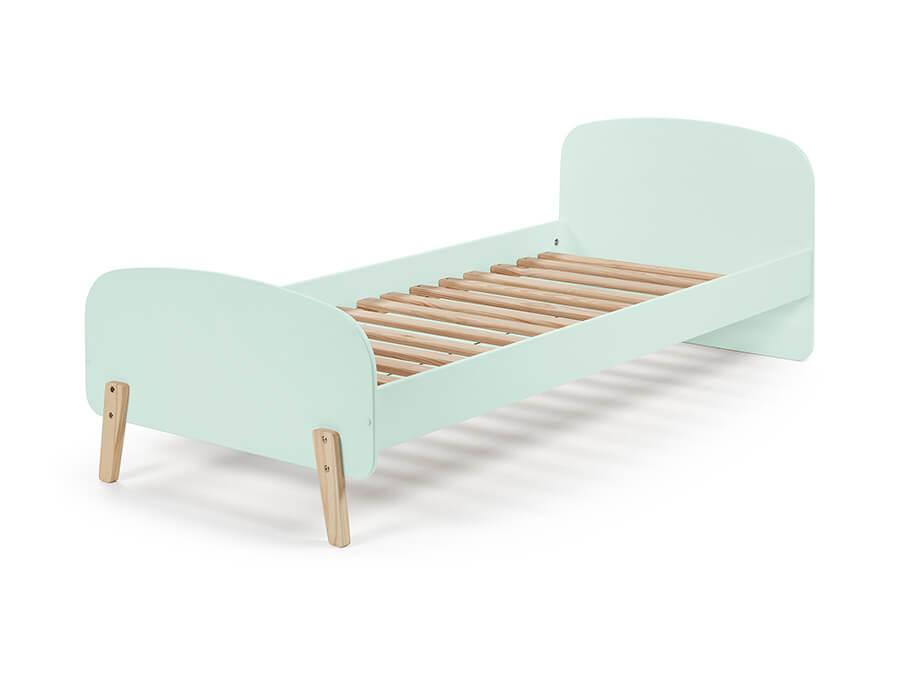 KIBE9093 Vipack Kiddy bed mintgroen