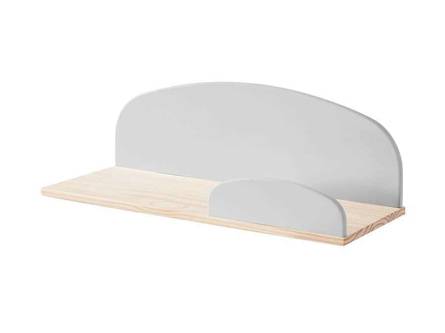 KIHP6515 Vipack Kiddy hangplank 65cm grijs
