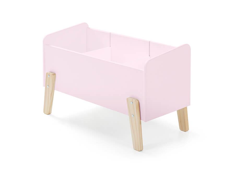 KITB1013 Vipack Kiddy speelkoffer roze