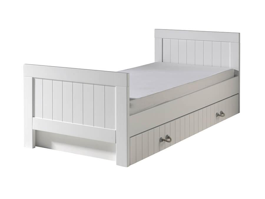 LEBE9014 Vipack lewis bed met lade