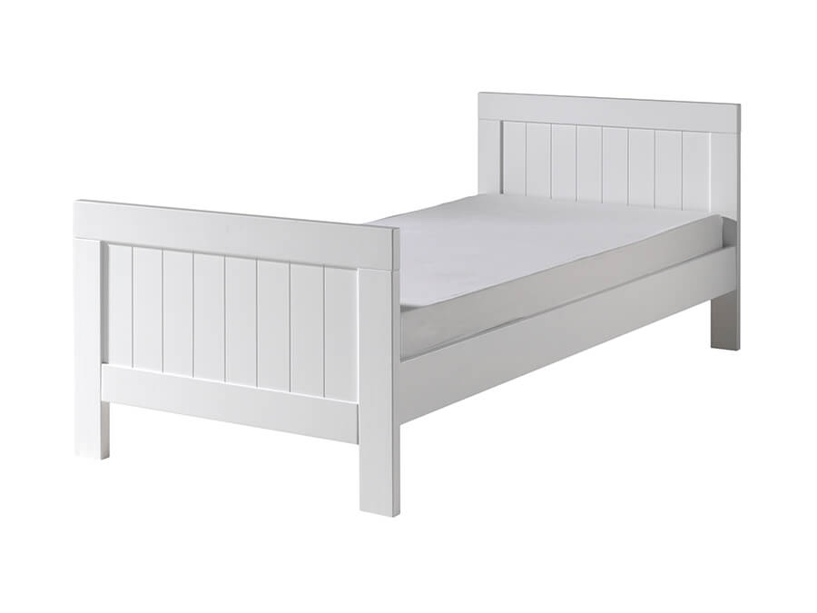LEBE9014 Vipack lewis bed wit