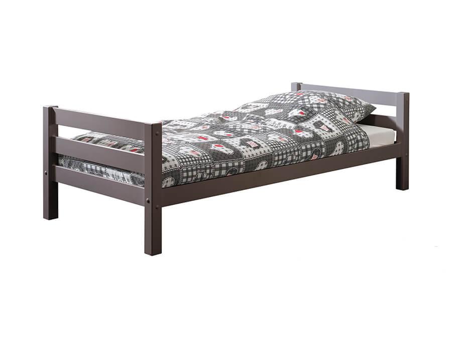 PIBEHE15 Vipack Pino Bed taupe