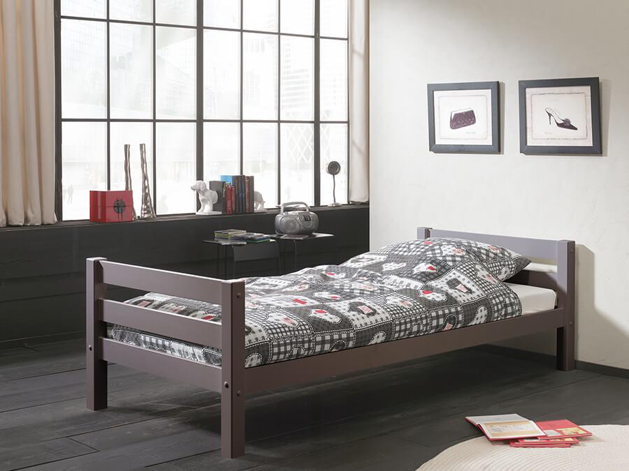 PIBEHE15 Vipack Pino Bed taupe1