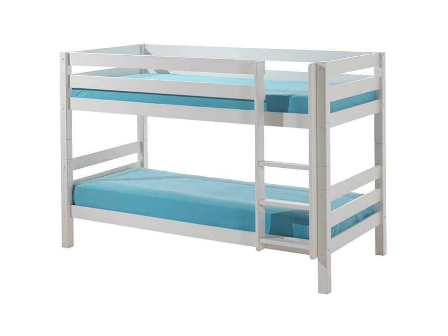 PISBZG14 Vipack Pino Stapelbed wit