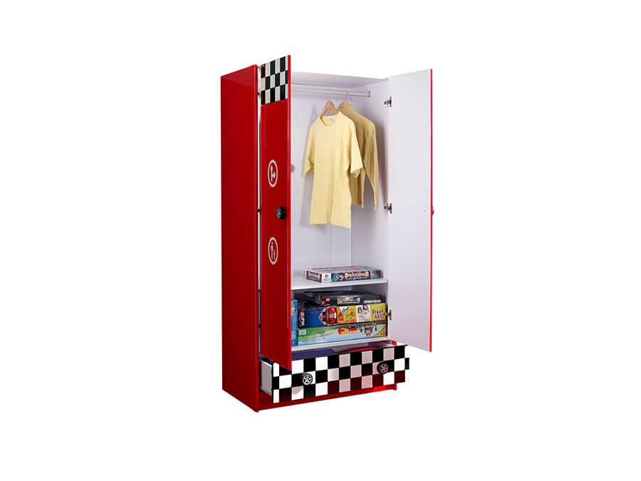SC865WR Vipack monza kledingkast open