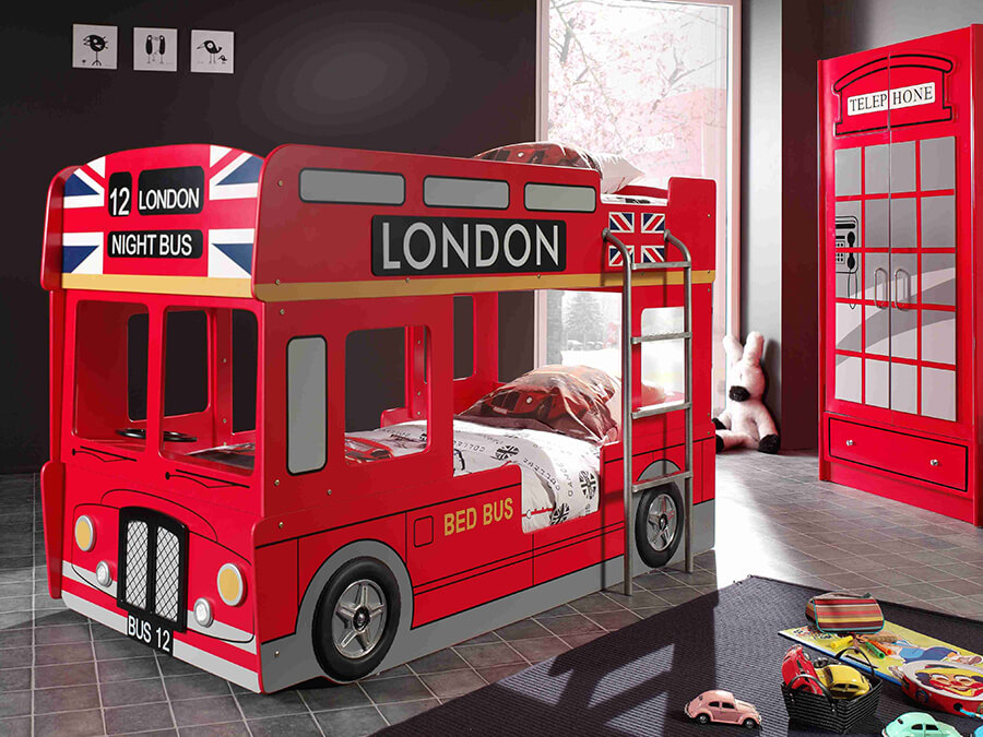 SCBBLB Vipack londenbus stapelbed2