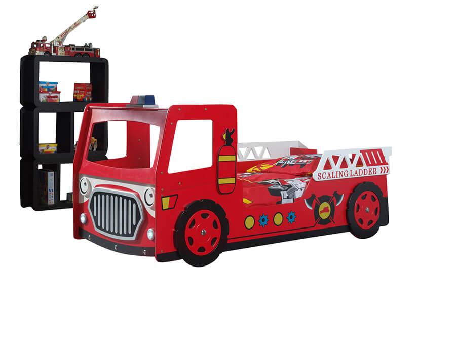 SCFT201R Vipack brandweerauto bed