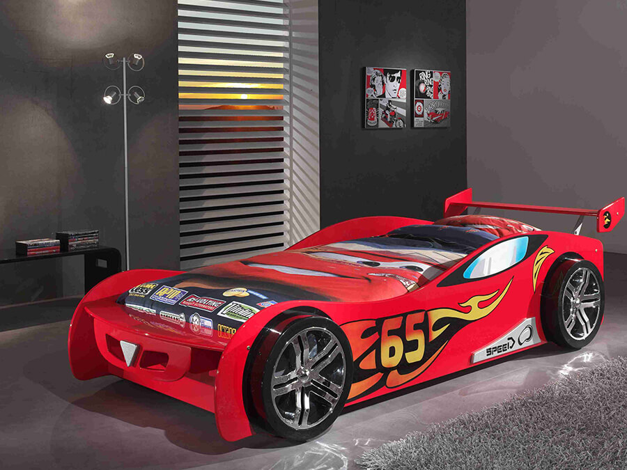 SCLM200R vipack lemans autobed rood2