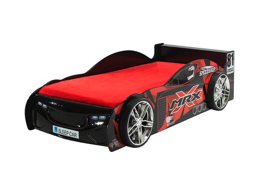 SCMRX200K Vipack mrx zwart autobed