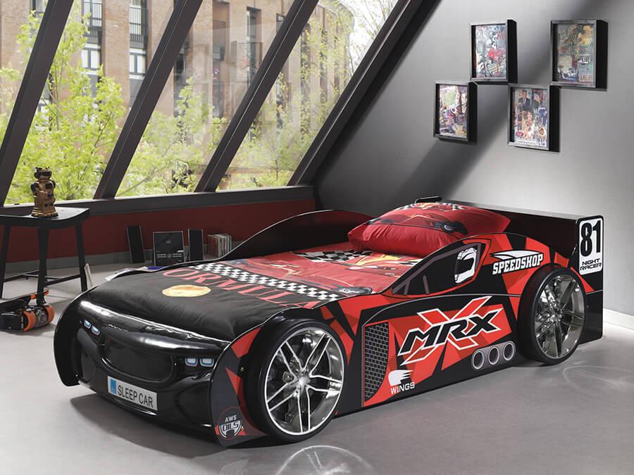 SCMRX200K Vipack mrx zwart autobed2