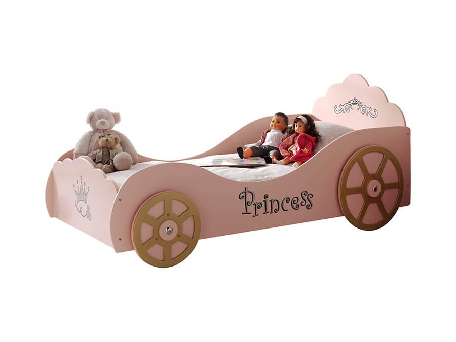 SCPC200 Vipack Prinses autobed