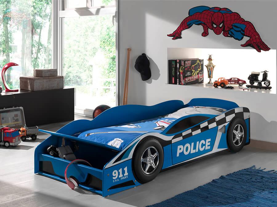 SCTDPOL Vipack politieautobed junior open