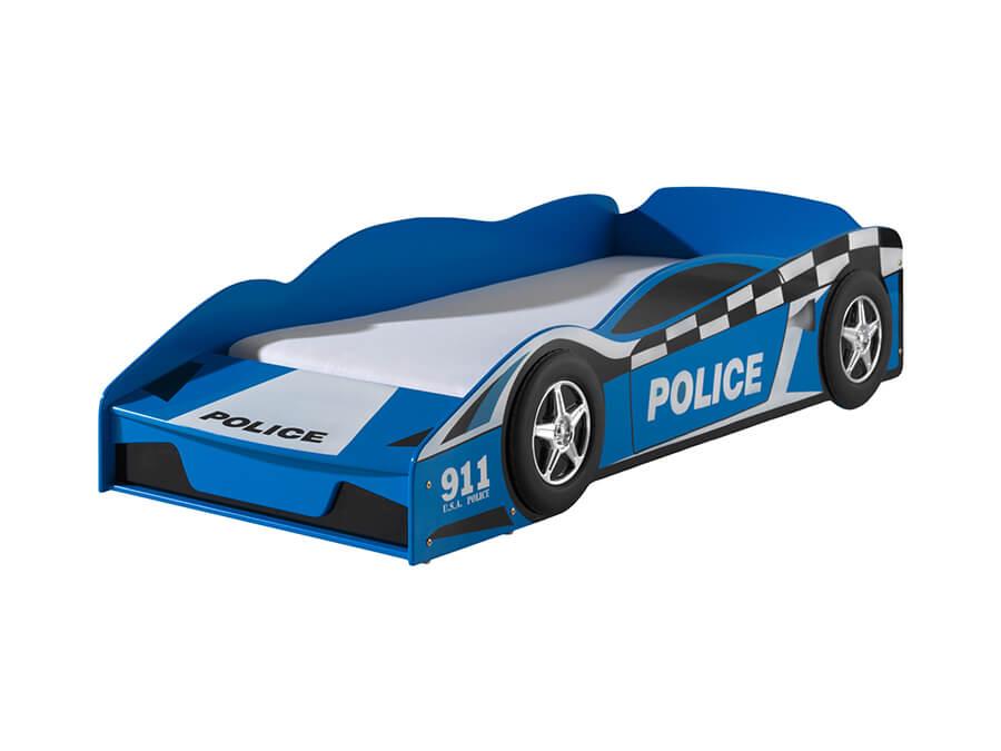 SCTDPOL Vipack politieautobed junior