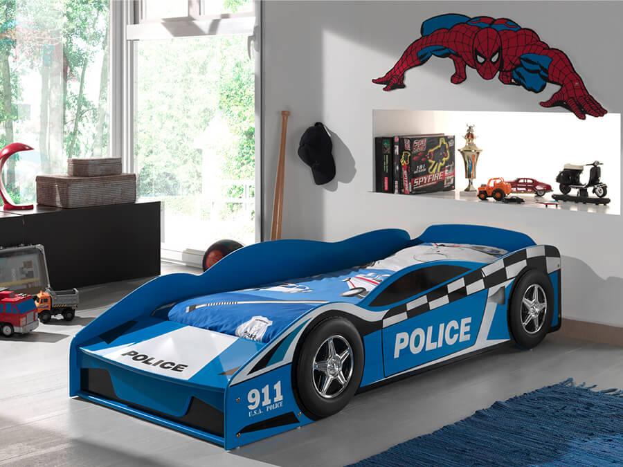 SCTDPOL Vipack politieautobed junior1