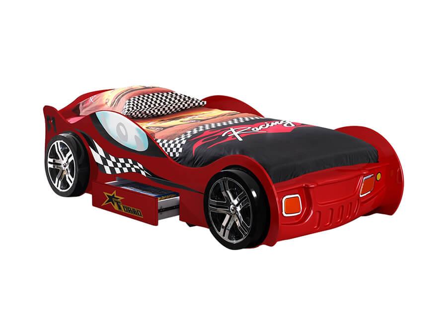 SCTR200R Vipack turboracing bed rood
