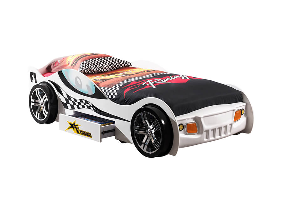 SCTR200R Vipack turboracing bed wit