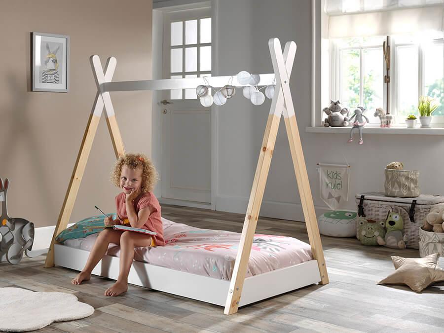 TIBE9014 Vipack tipi bed 90x200 1 1