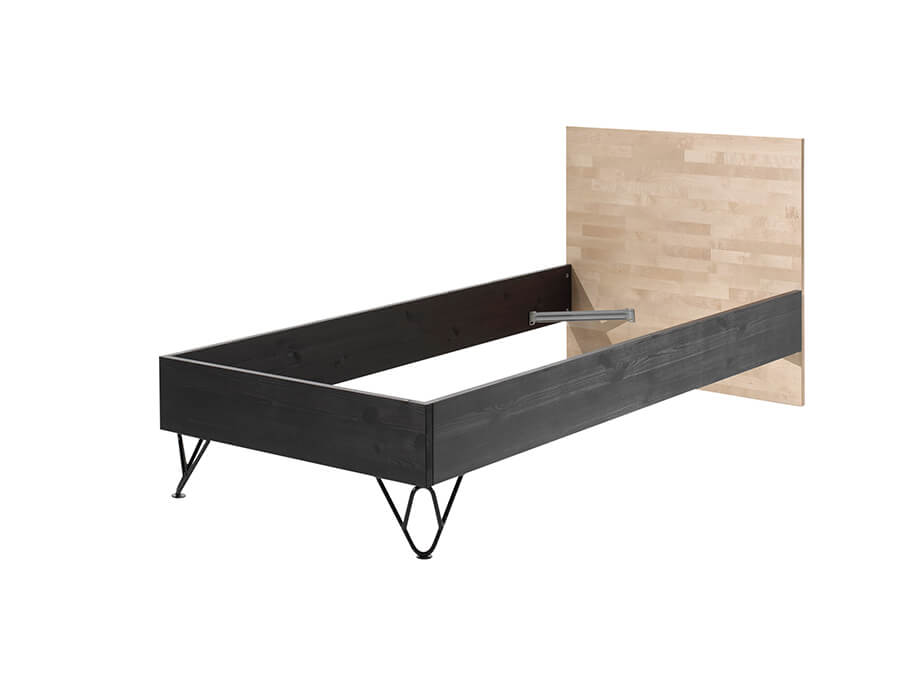 WIBE9040 Vipack William bed