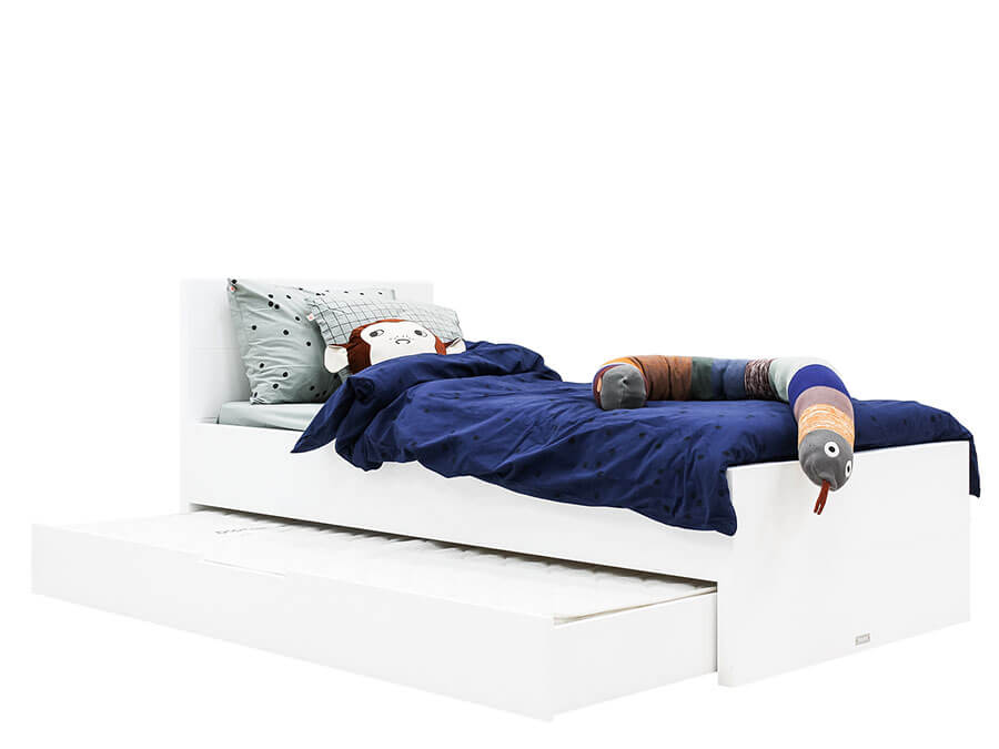 15411511-Bopita-Camille-bed-90x200-wit-hoog-hoofdbord-bedlade