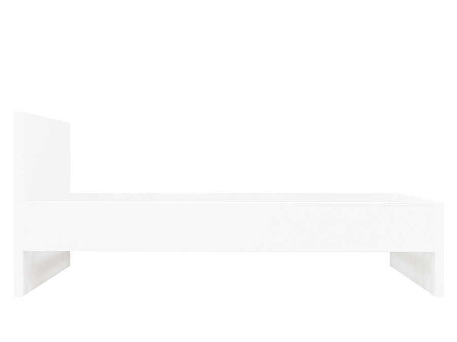 15411511-Bopita-Camille-bed-90x200-wit-zijkant