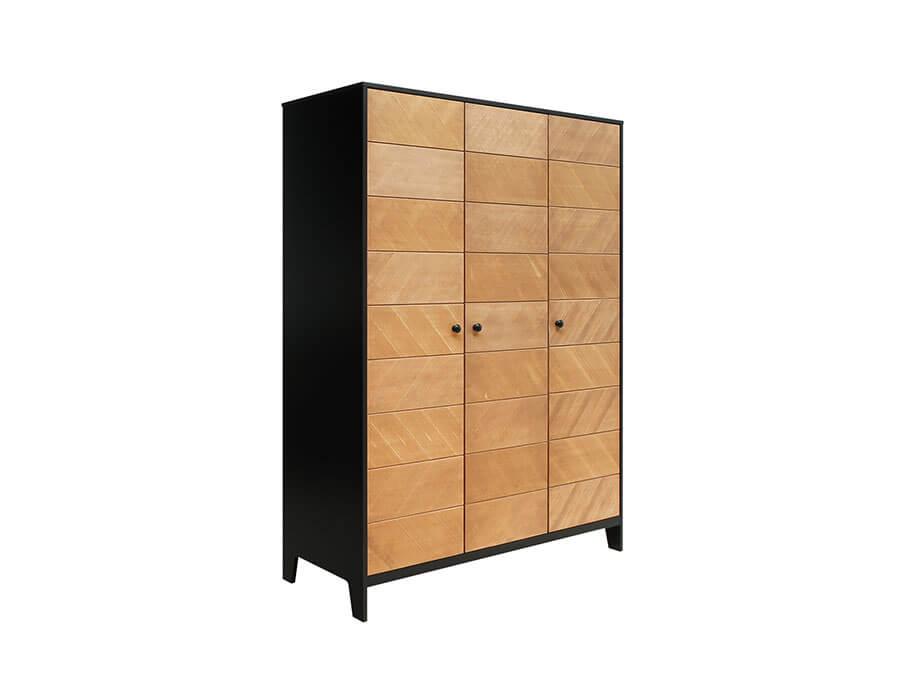 15619150-Bopita-3-deurskast-Job-Vintage-Honey