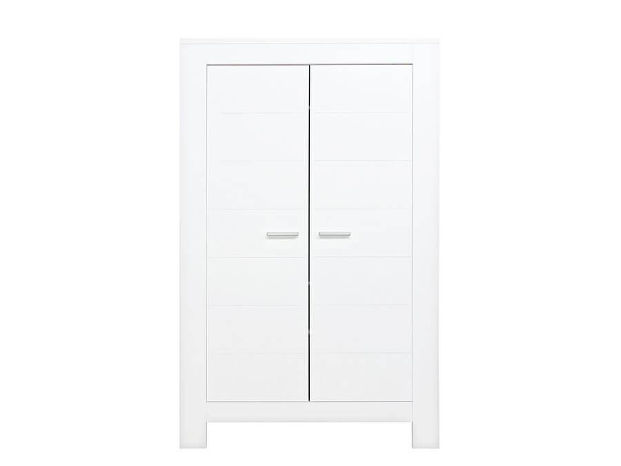 167111-Bopita-Merel-2-deurs-kledingkast-wit-voorkant