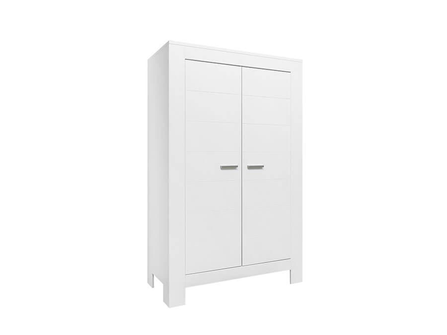 167111-Bopita-Merel-2-deurs-kledingkast-wit
