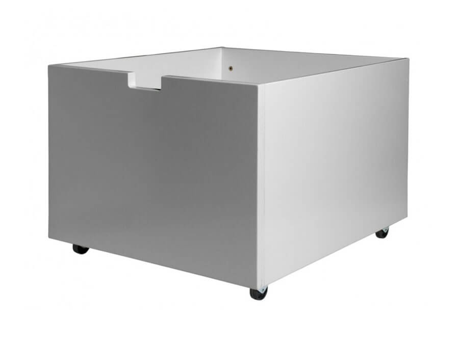 530053-Bopita-Speelgoedbak-op-wielen-zilver