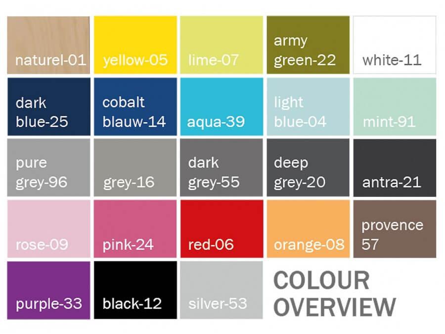 Bopita-SYO-kleuren