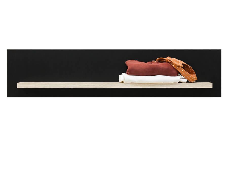 11819719-Bopita-Floris-wandrek-mat-zwart-voorkant
