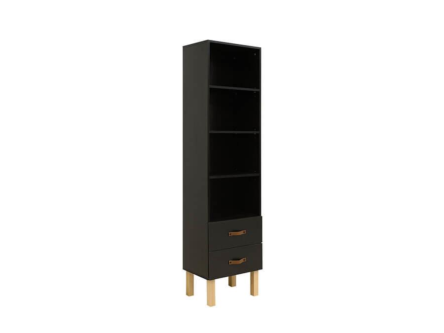13119719-Bopita-Floris-boekenkast-mat-zwart