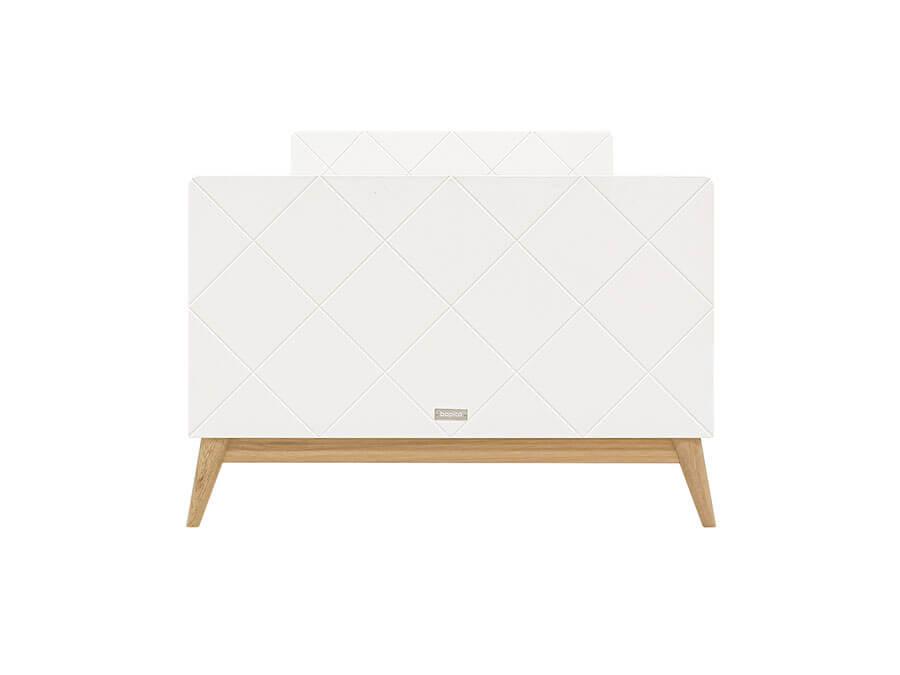 15419351-Bopita-Paris-bed-90x200-wit-eiken-voetenbord