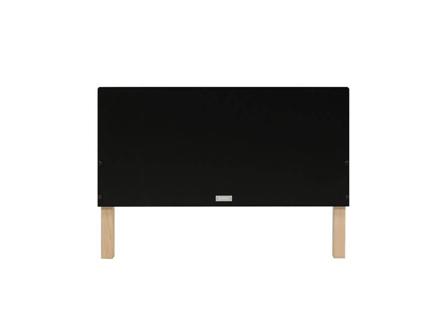 15419719-Bopita-Floris-bed-90x200-mat-zwart-voetenbord