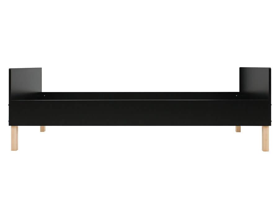 15419719-Bopita-Floris-bed-90x200-mat-zwart-zijkant
