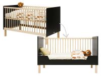 16319719-Bopita-Floris-bedbank-70x140-mat-zwart