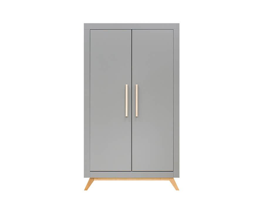 11618869-Bopita-Fenna-2-deurs-kledingkast-grijs-voorkant