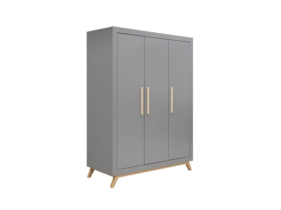 15618869-Bopita-Fenna-3-deurs-kledingkast-grijs