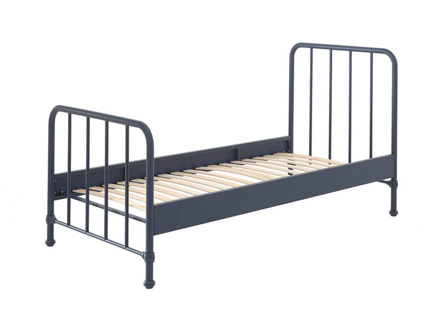 BRBE9007-Vipack-Bronxx-Bed-90X200-Blue-Denim